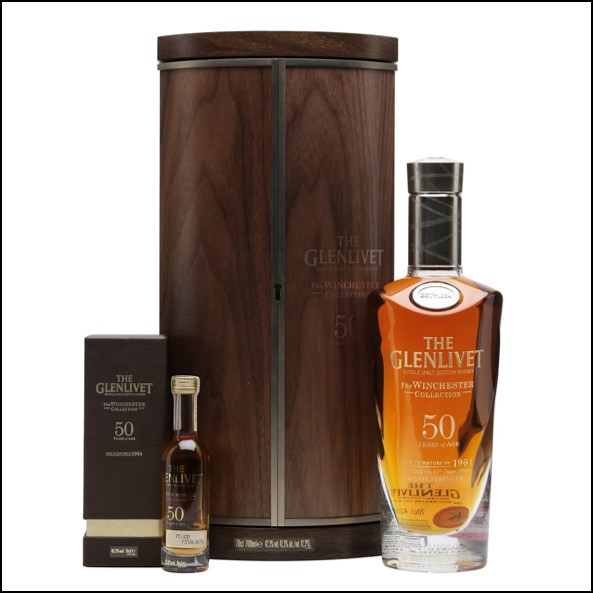 Glenlivet 50 Year Old 1964 Winchester Collection 70cl 42.3%