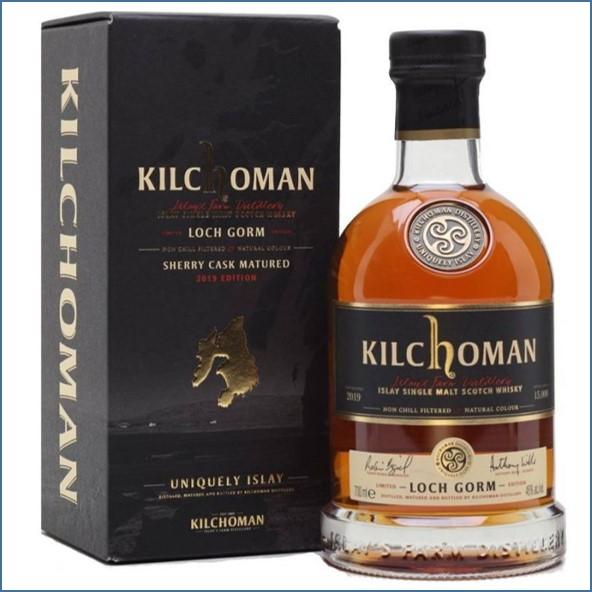 Kilchoman Loch Gorm 2019 Release Sherry Cask  70cl 46%