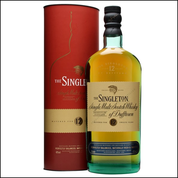 The Singleton of Dufftown 12-year-old 70cl 40% 蘇格登12年收購