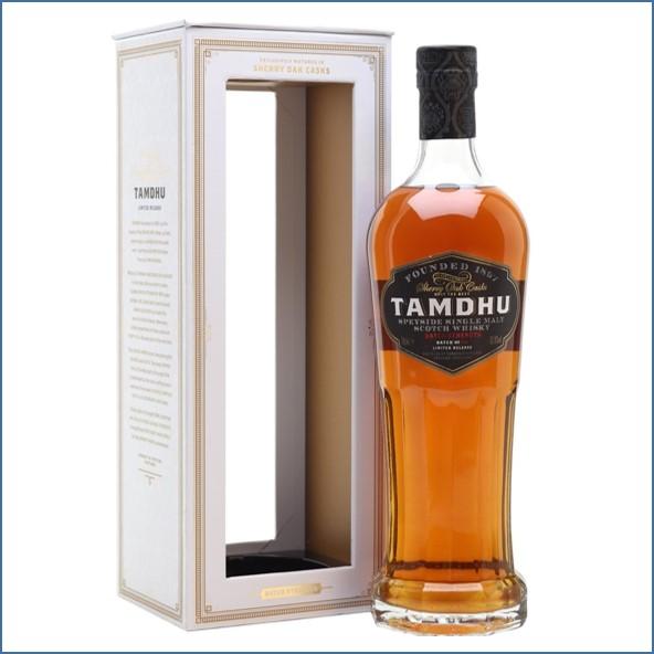 Tamdhu Batch Strength Batch No.4 70cl 57.8%