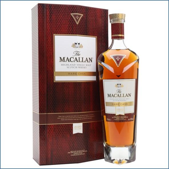 收購麥卡倫/收購麥卡倫/ Macallan Rare Cask 2020 Release 70cl 43%