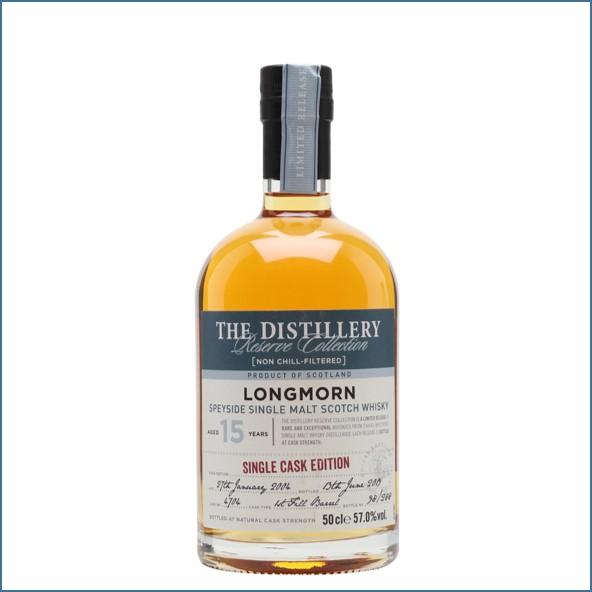 Longmorn 2004 15 Year Old Distillery Edition 50cl 57%