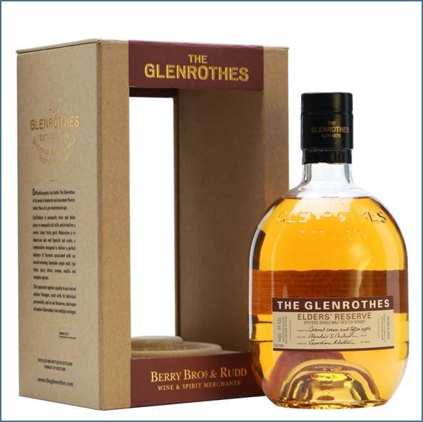 Glenrothes Elders' Reserve 70cl 43%