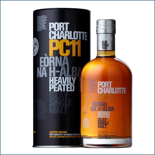 Port Charlotte PC11  Eorna Na H Alba 70cl 59.5%