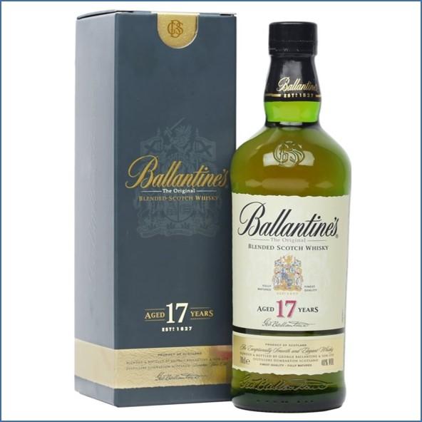 Ballantine's 17 Year Old 70cl 40%