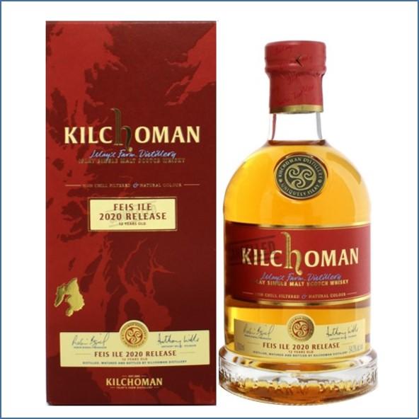 Kilchoman Feis Isle 2020 Release 54.2%