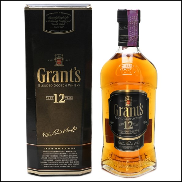 Grant's Premium 12 years Old 70cl 40%