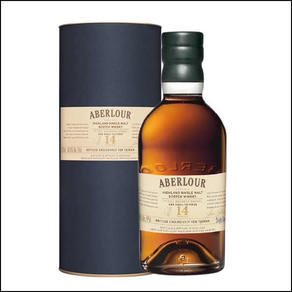 Aberlour 14 Year Old Single Cask  70cl 59.9% 2018 收購亞伯樂14年 2018