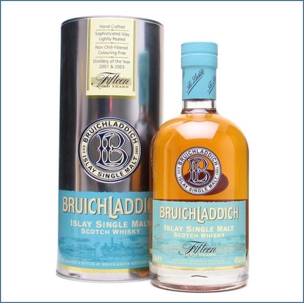 Bruichladdich 15 Year Old 1st Edition 70cl 46%