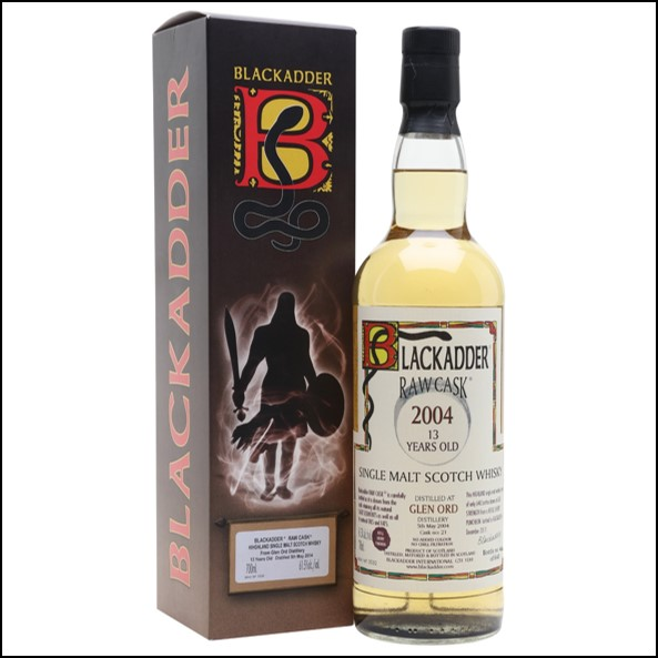 GLEN ORD 2004 13 Year Old Raw Cask 70cl 61.5%