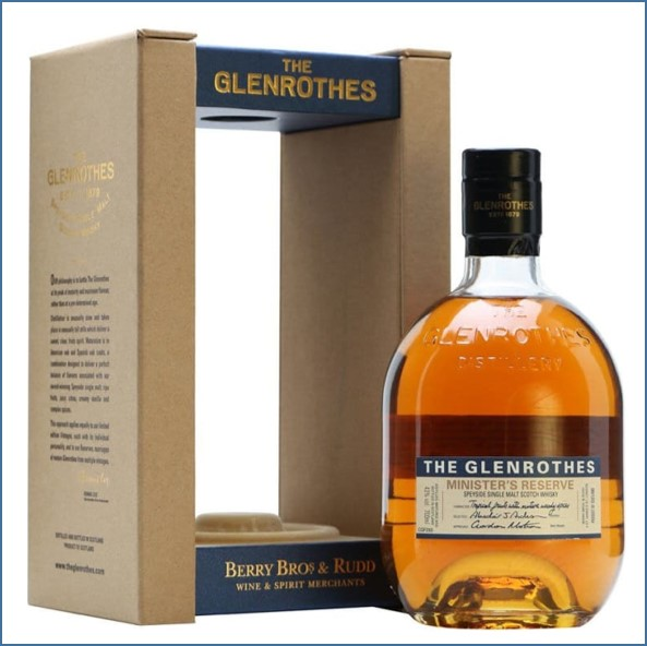 Glenrothes Minister's Reserve 70cl 43%