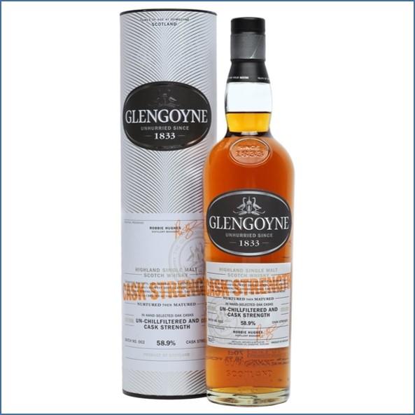 Glengoyne Cask Strength - Batch 2 70cl 58.9%