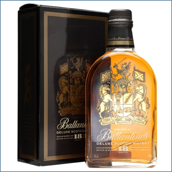 Ballantine's 18 Year Old Deluxe Bot.1980s 75cl 43%