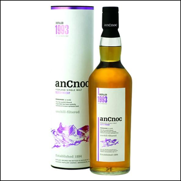 AnCnoc  1993 70cl 46%