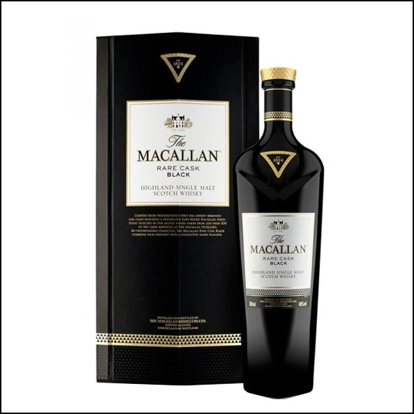 收購麥卡倫/Macallan Rare Cask Black 70cl 48%