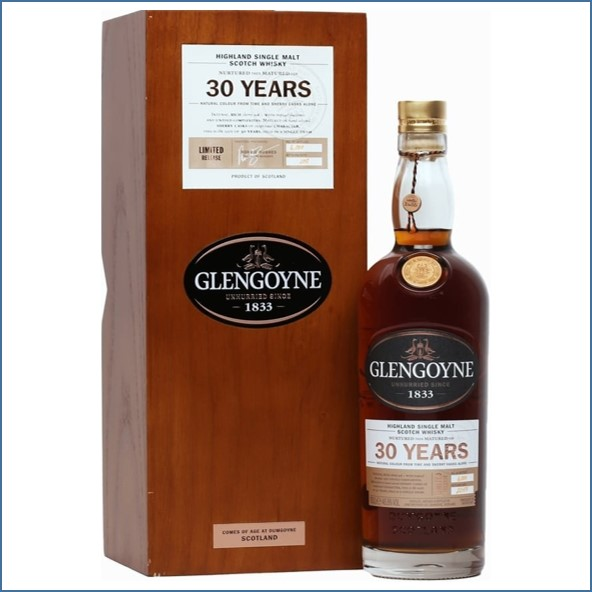 Glengoyne 30 Year Old 70CL 46.8%