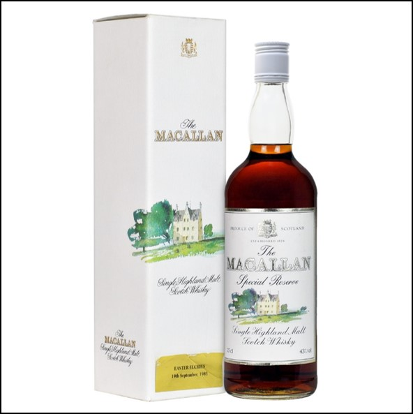 Macallan Special Reserve 1985 75cl 43%