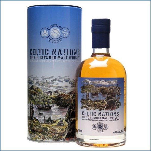 Celtic Nations Blended Malt Blended Malt 70cl 46%