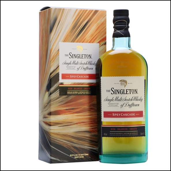 The Singleton of Dufftown Spey Cascade 70cl 40% 蘇格登Spey Cascade收購