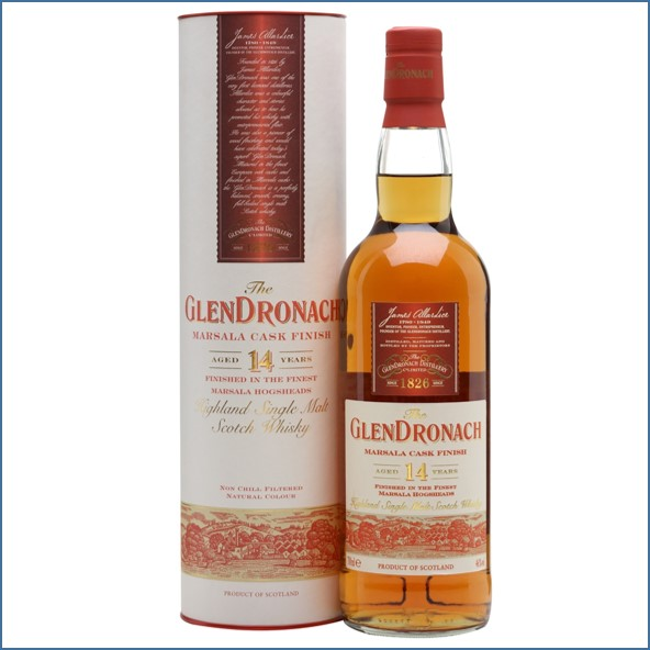 Glendronach 14 Year Old Marsala Finish 70cl 46%