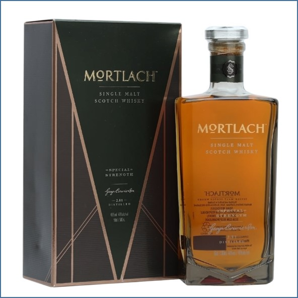 Mortlach Special Strength 50cl 49.0%