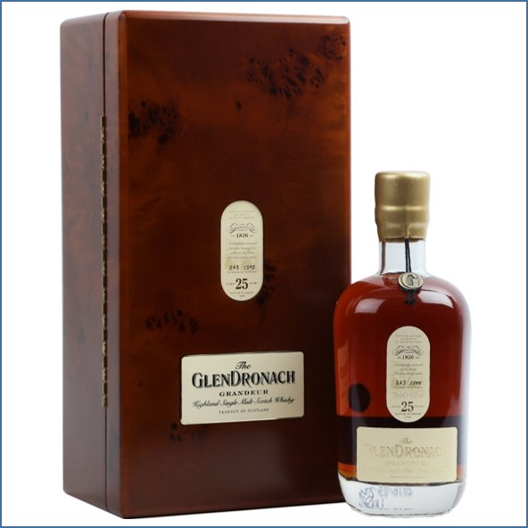 Glendronach Grandeur 25 Year Old - Batch 8 70cl 50.3%