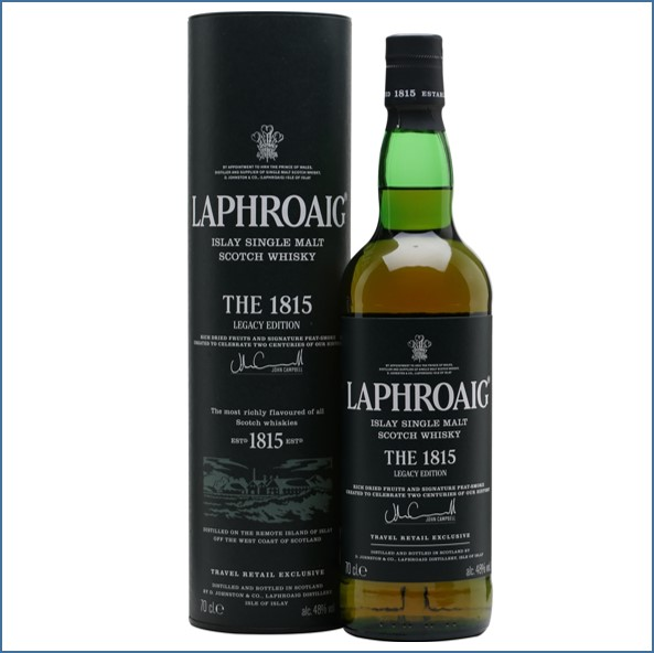 拉弗格收購 Laphroaig The 1815 70cl 48%