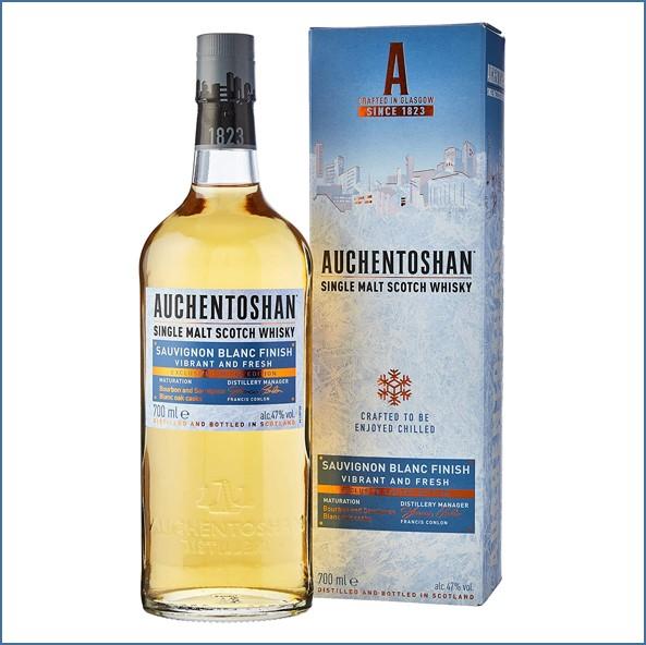 Auchentoshan Sauvignon Blanc Finished in White Wine Casks 70 cl 47%