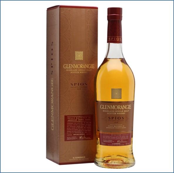 Glenmorangie Spios Private Edition-9 70cl 46% 2018