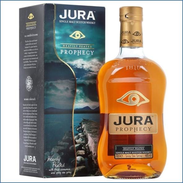 Isle of Jura Prophecy Peated Island Single Malt Scotch Whisky 70cl 46%