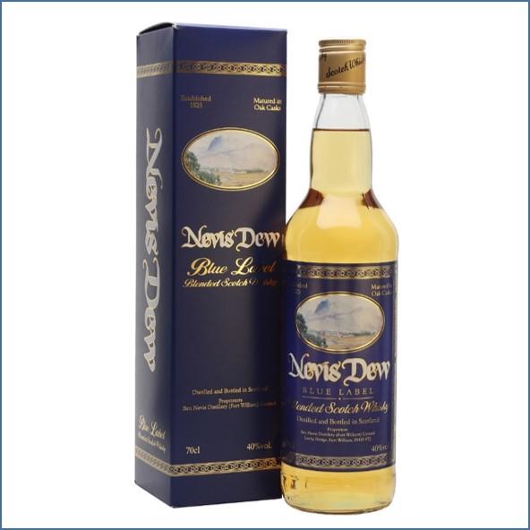Nevis Dew Blue Label Blended Scotch Whisky 70cl 40%