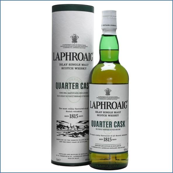 拉弗格收購 Laphroaig Quarter Cask 70cl 48%