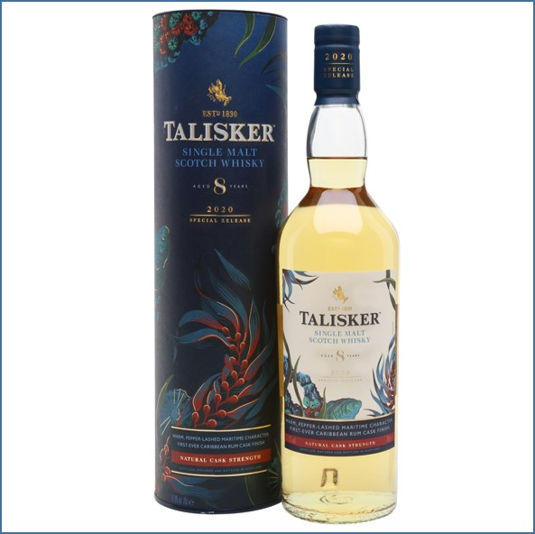 Talisker 8 Year Old 2011 Rum Finish Special Releases 2020 70cl 57.9%