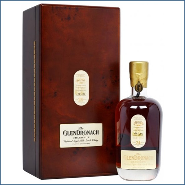Glendronach Grandeur 24 Year Old Batch 5 70cl 48.9%