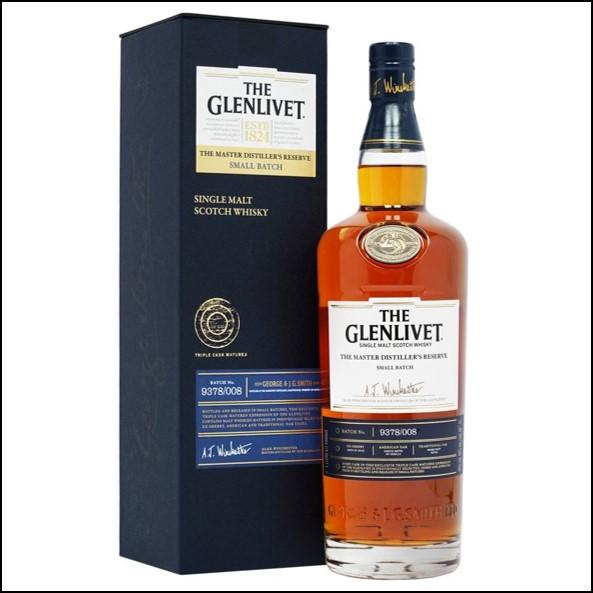 Glenlivet Master Distillers Reserve 100cl 40%