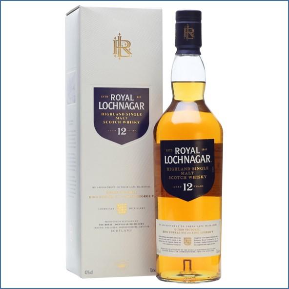 Royal Lochnagar 12 Year Old 70cl 40%