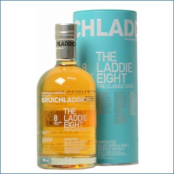 布萊迪收購 Bruichladdich The Laddie Eight 8 Year Old 70 cl 50 %