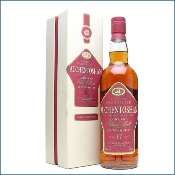 Auchentoshan 17 Year Old Bordeaux Wine Finish 70cl 51%