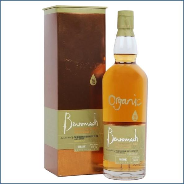 Benromach 2010  Organic Bot.2016 70cl 43%