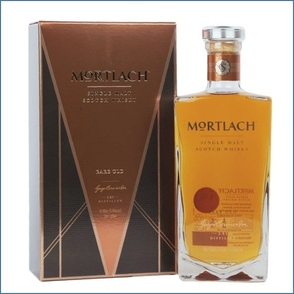 Mortlach Rare Old 50cl 43.4%