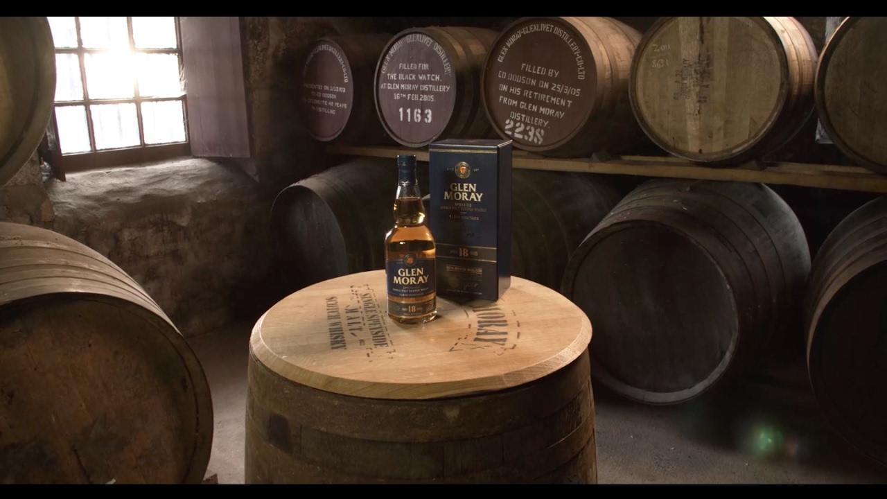 格蘭莫雷威士忌品牌故事