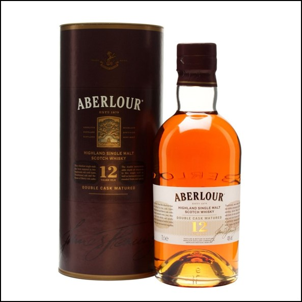 ABERLOUR 12 YEAR OLD Double Cask Matured 70cl 40% 收購亞伯樂 12年雙桶