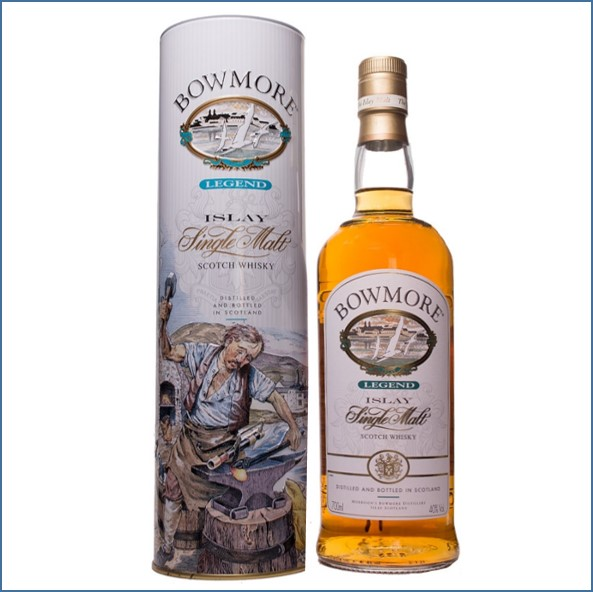 Bowmore Legend of the Popular Tales 70cl 40%