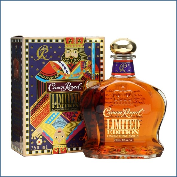 Crown Royal Limited Edition Bot.1975 75cl 40%