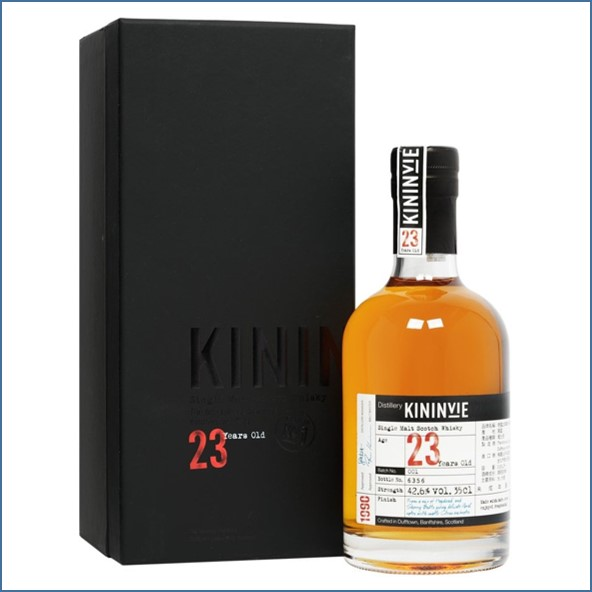 Kininvie 23 Year Old - Batch No.1 35cl 42.6%