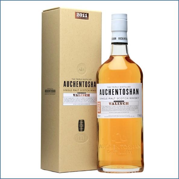 Auchentoshan Valinch 2011 Release 70cl 57.5%