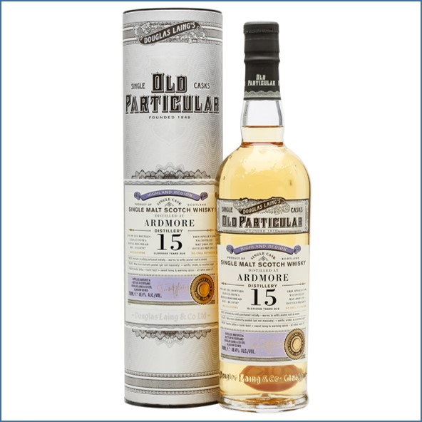 Ardmore 15 Year Old 2000 Old Particular Douglas Laing 70cl 48.4%
