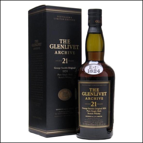 Glenlivet 21 Year Old Archive 70cl 43%