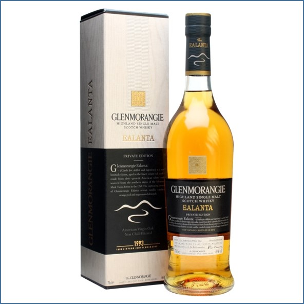 Glenmorangie 1993 Ealanta 19 Year Old Private Edition-4  70cl 46% 2013