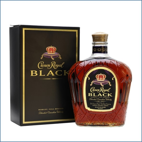 Crown Royal Black 75cl 45%